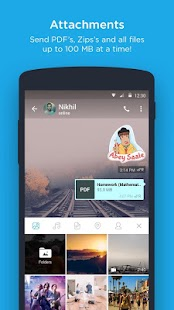 Download hike messenger For PC Windows and Mac apk screenshot 8