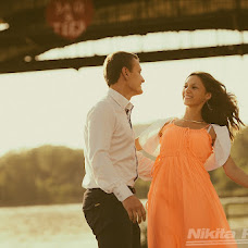 Wedding photographer Nikita Polosov (Flash). Photo of 31.08.2013