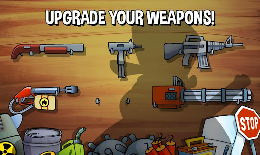 Swamp Attack screenshot 3