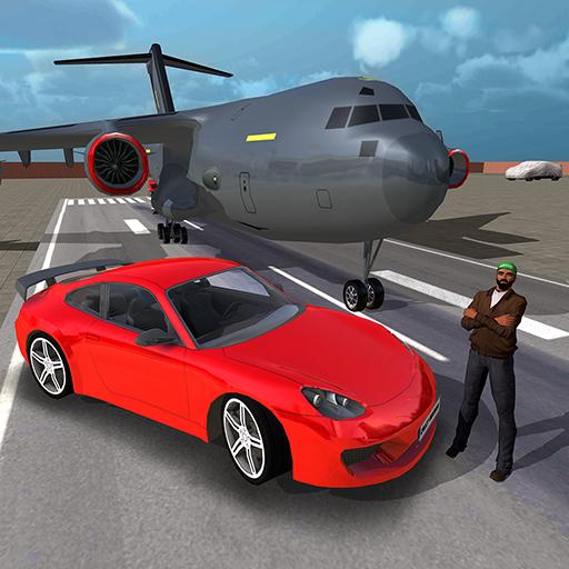 Airplane Car Transporter Game -Plane Transport Sim