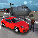 Airplane Car Transporter Game -Plane Transport Sim Icon