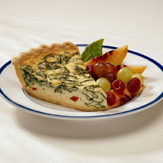 Crab Spinach Quiche Recipes