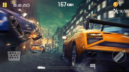 Speed Traffic- Racing Need