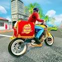 Good Pizza Delivery Boy icon
