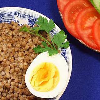Buckwheat Groats (kasza Gryczana).