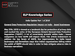 ELP Law - India's Leading Law Firm For Alternative Dispute Resolution