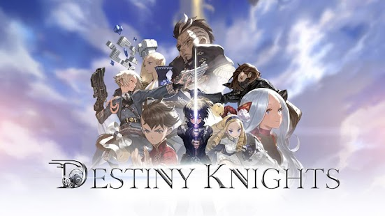 Destiny Knights Screenshot