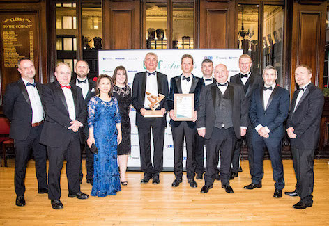 Award for Welshpool firm