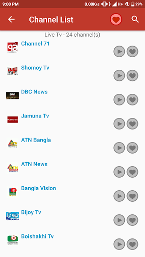 Baltv - Bangla Live Tv 10.0 screenshots 3