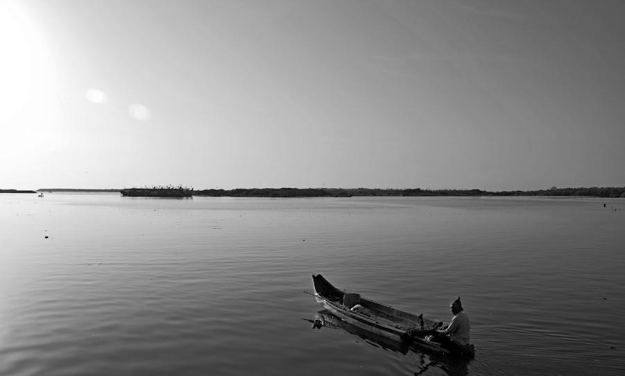 by Babu Raj - Landscapes Waterscapes