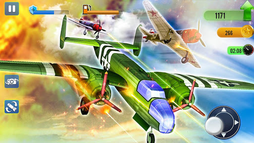 Wings of Fire - Drone Fly  Fighter 1.2 screenshots 5