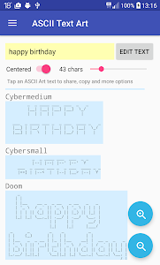 Download ASCII Text Art APK latest version app for android devices
