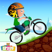Bike Hill Racing: Motorcycle Racing Game