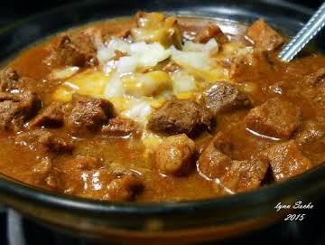 Hearty Wholesome Chili Recipe