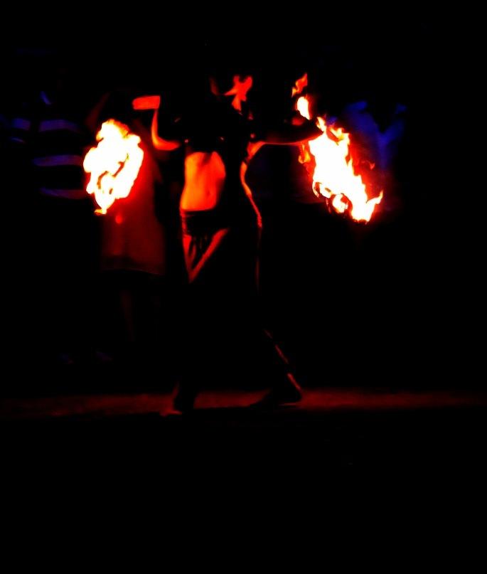 Олимп Огненное Шоу в Уфе