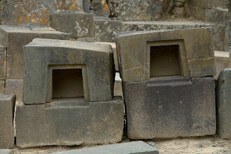Photo: More Tiwanaku style shapes.