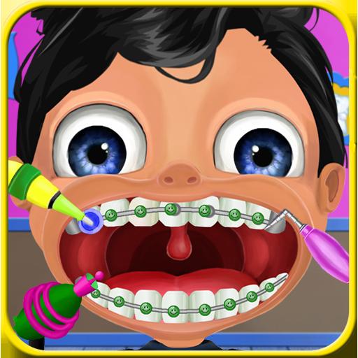 牙套手術 - 兒童醫生 休閒 App LOGO-APP開箱王