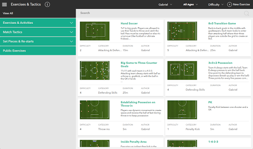 Tactical Boards: Soccer