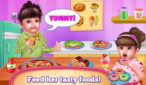 Aadhya's Good Night Activities Game filehippodl screenshot 11
