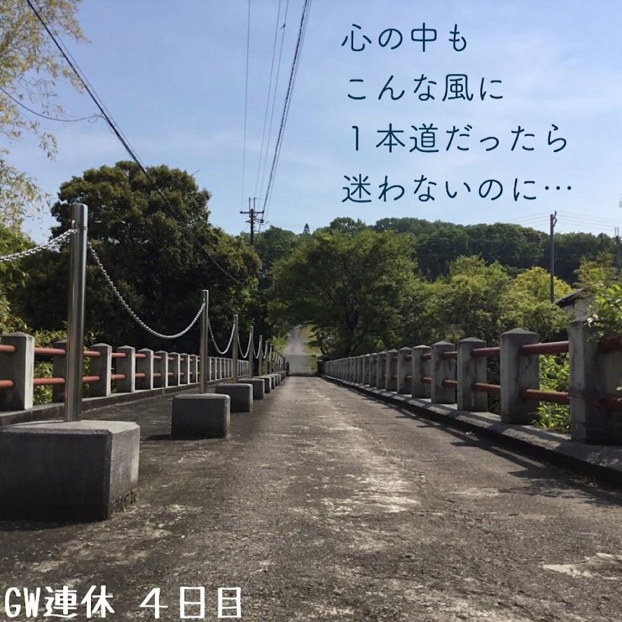 木々の中の橋