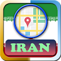 Iran Maps And Direction icon