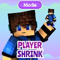 Player Shrink Mod icon