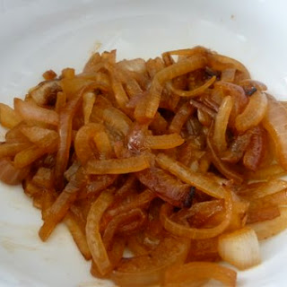 Easy Caramelized Onions.