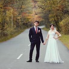 Wedding photographer Valentina Shestak (Shestak). Photo of 09.11.2016