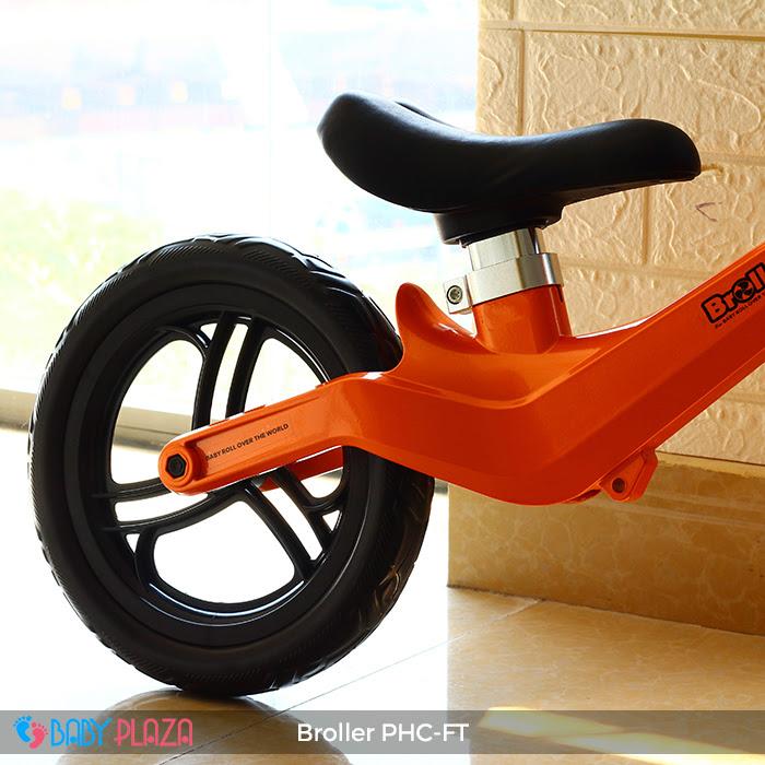 Xe thăng bằng cho bé Broller PHC-FT Bánh đặc ruột 10