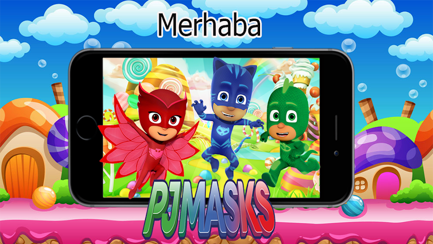 Download Pijamaskeliler çocuklar Macera Apk Latest Version Game By