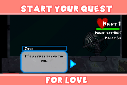 Five Nights Of Love Dating Sim для планшетов на Android