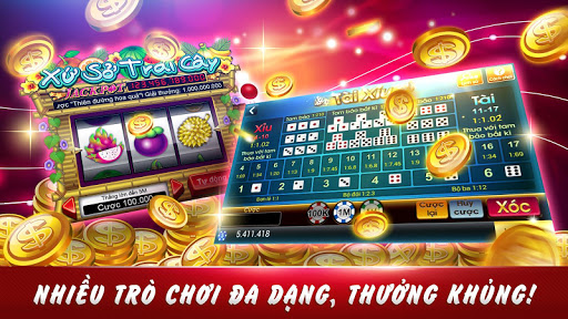 Ông trùm Poker - Game danh bai game (apk) free download for Android/PC/Windows screenshot