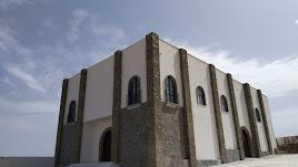 Santuario de Monteagud, en agosto pasado, tras su reforma-