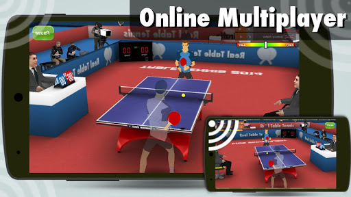 Real Table Tennis screenshot 2