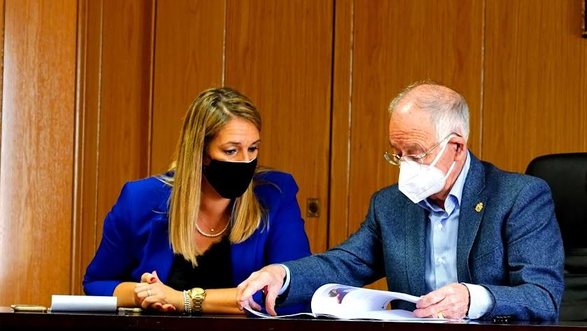 Gabriel Amat y Susi Ibáñez serán los representantes municipales.