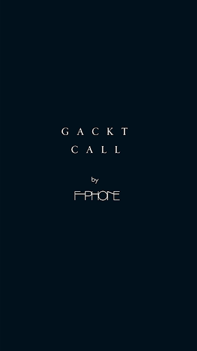 GACKT-CALL 1.1.0 Windows u7528 1