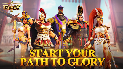 Land of Glory : Epic Strategy Game 0.0.8 de.gamequotes.net 1