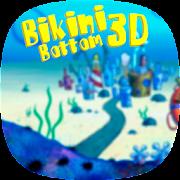3D Bikini-Bottom (SB sponge bob)