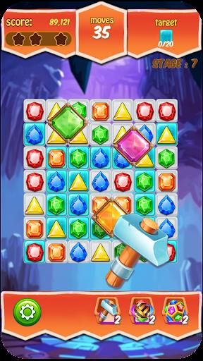 New Diamond Match 3 Games apkmind screenshots 6