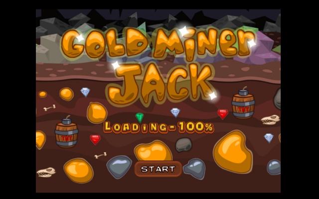 Gold Miner Game for Chrome