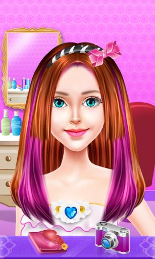 Fashion Hair Salon - Kids Game  screenshots 12