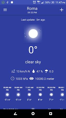 Ultimate Weather 1.1.1 screenshot 1396296