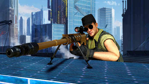 FPS Sniper 3D Gun Shooter Free Fire:Shooting Games apktram screenshots 4