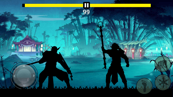 Street Shadow Fighting Champion Screenshot
