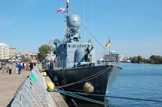 """Photo: Niemiecki kuter rakietowy FGS """"Wiesel"""" (S79) - typ 143A """"Gepard"""""""
