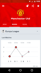 Onefootball Live Soccer Scores for PC-Windows 7,8,10 and Mac apk screenshot 4