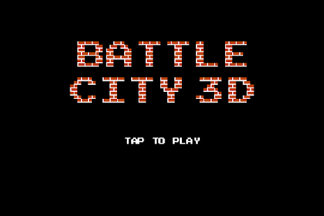 Battle City 3D - náhled