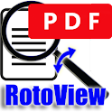 RotoView PDF Reader icon