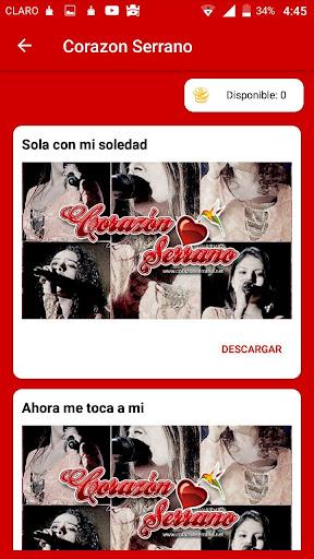 Radio Corazon Serrano Oficial screenshot 5