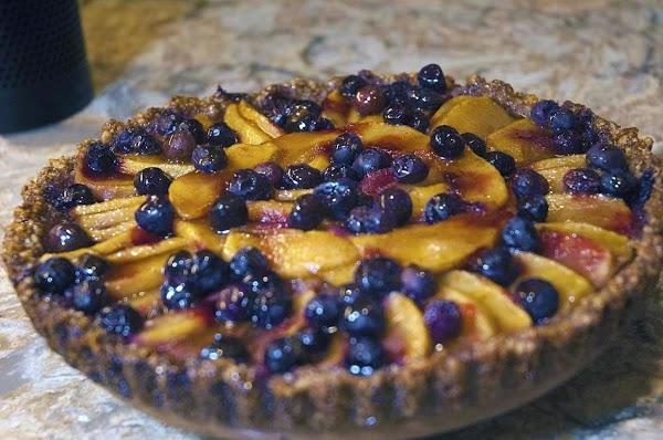 Delectable Apple/blueberry Tart Recipe
